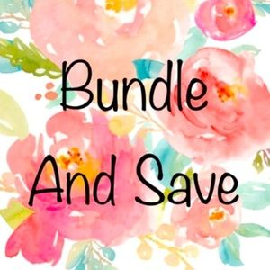 🌸Bundle 2 or more items to save!🌸